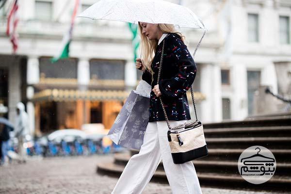 جدیدترین مدل کیف زنانه برند شنل با نام شنل گابریله