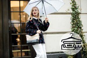 جدیدترین مدل کیف زنانه برند شنل با نام شنل گابریل