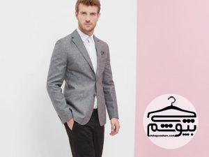 کت تک مردانه و چند ست شیک برای تمام فصول سال