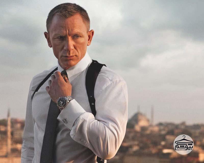 راز شیک پوشی جیمز باند چیست؟