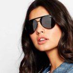 ۵۰ مدل عینک آفتابی زنانه برای روزهای آفتابی و داغ
