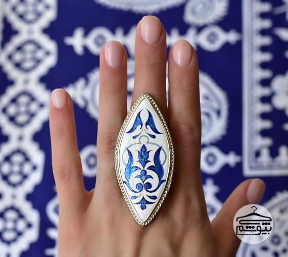 انگشتر ترکیه ای