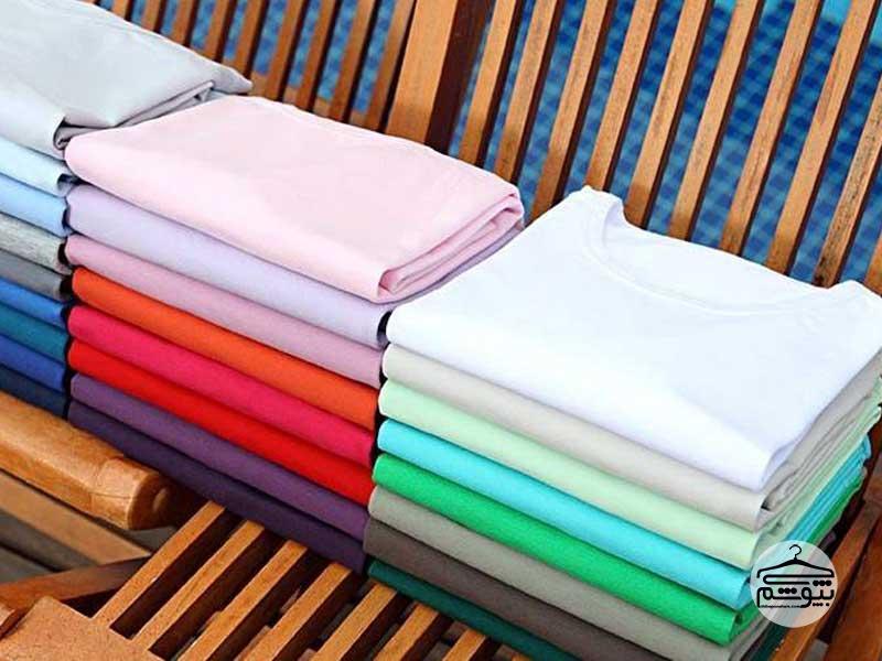 ۴ روش تا کردن تی شرت