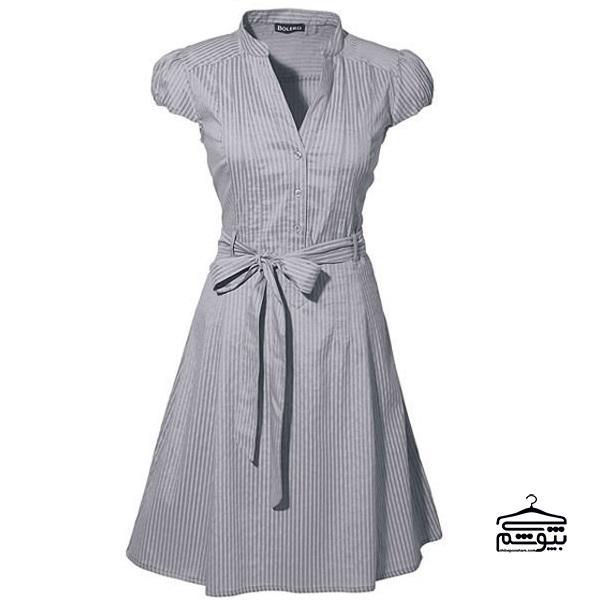 مدل یقه و آستین لباس مجلسی مناسب هر اندام