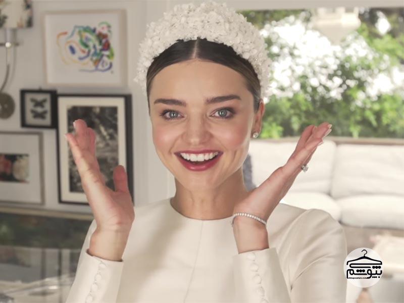 معرفی مدل مو عروس متناسب با یقه لباس