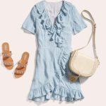 کدام مدل لباس زنانه مناسب تابستان است ؟