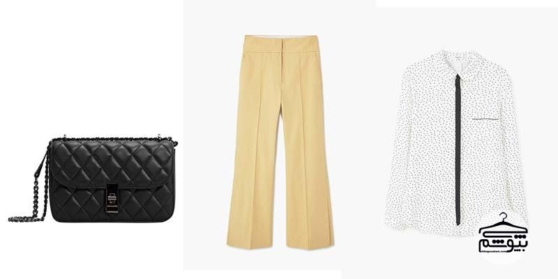 چند پیشنهاد برای ترکیب رنگ لباس های تابستانی