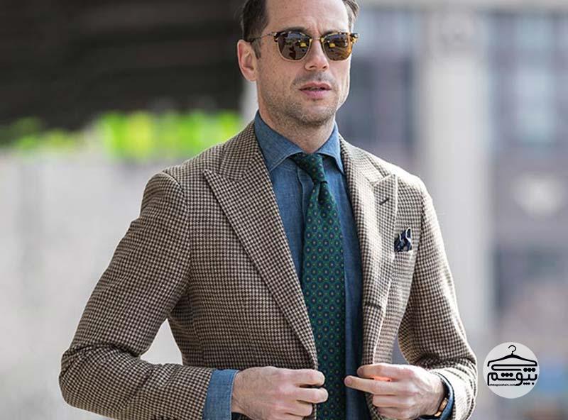 لباس مردانه شیک و نکات پیرامون آن را بدانید