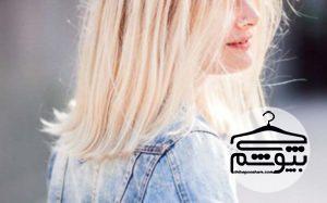 راه و روش روشن کردن رنگ مو بدون دکلره