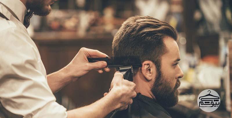 راه های مراقبت از موهای کم پشت برای آقایان