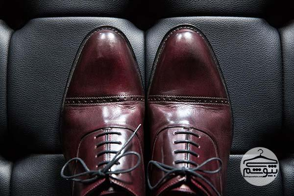 چگونه کفش بروژ (Brogue) بپوشیم؟