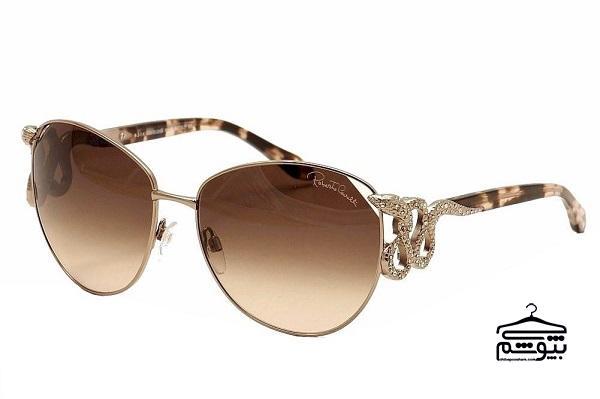 راه تشخیص عینک آفتابی روبرتو کاوالی اصل از تقلبی