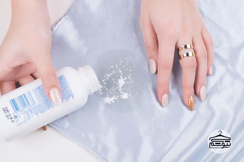 بهترین روش برای پاک کردن لکه روغنی