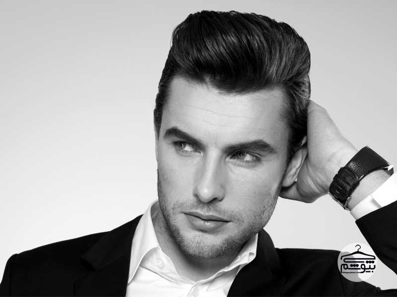 ۳۰ مدل موی مردانه کلاسیک و زیبا
