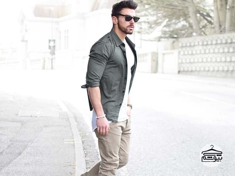 جدیدترین مدل های لباس مردانه که این روزها مد است