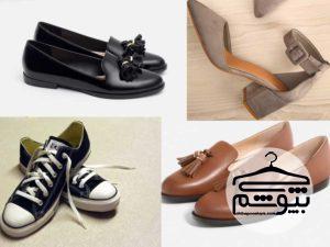 این ۴ مدل کفش زنانه در پاییز ۹۶ مد است