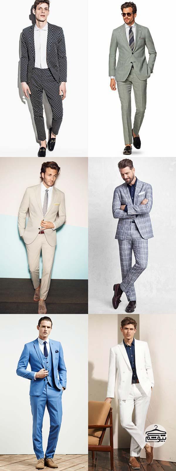 جدیدترین مدل های لباس مردانه