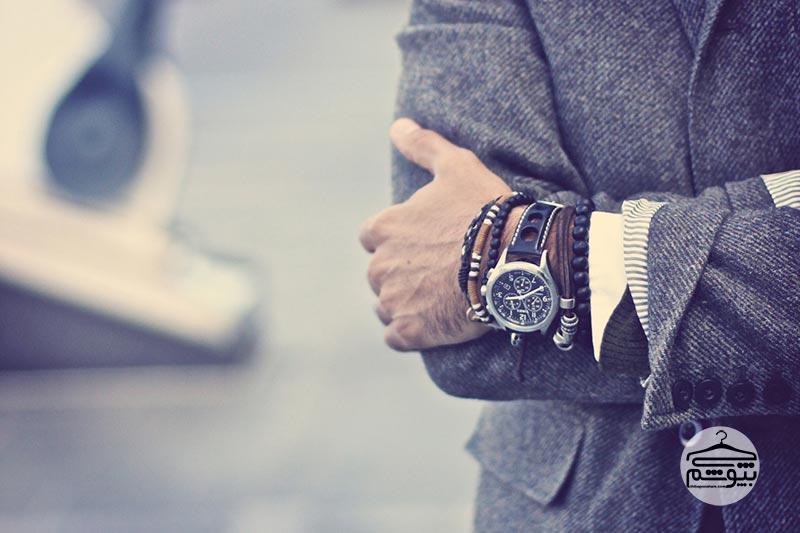 ۴ نکته برای خرید جواهرات و اکسسوری مردانه