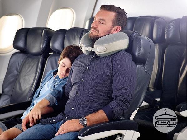 چند نکته در مورد لباس مناسب برای سفر با هواپیما