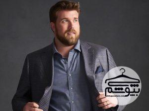 راهنمای خرید لباس سایز بزرگ مردانه