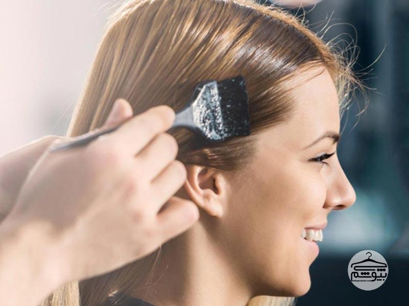 رنگ کردن مو با قهوه ، یک روش کاملا ساده و طبیعی برای تغییر رنگ مو