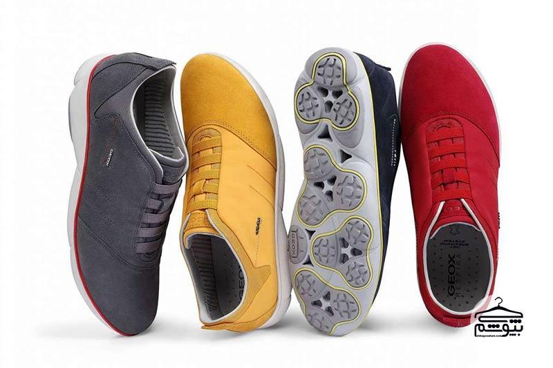 شیک پوشی به سبک ایتالیایی با کفش های برند جیوکس