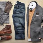 پاییز و سبک غیر رسمی لباس مردانه