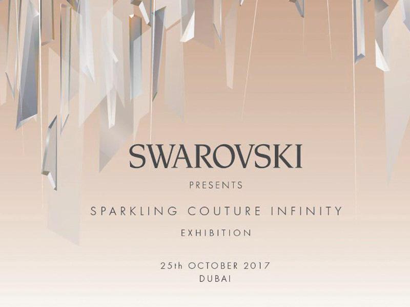 حضور چرم درسا در دومین نمایشگاه مد و لباس دبی به میزبانی سواروسکی