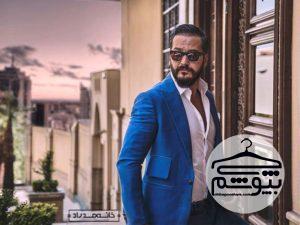 جدیدترین مدل کت و شلوار مردانه از برند خانه مد راد