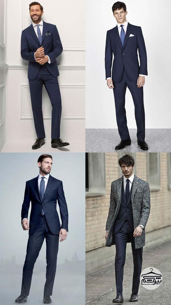 ست کردن لباس مردانه برای پاییز و زمستان