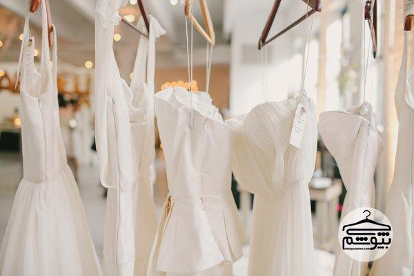 ۵ نکته که عروسها قبل خرید لباس عروس باید بدانید