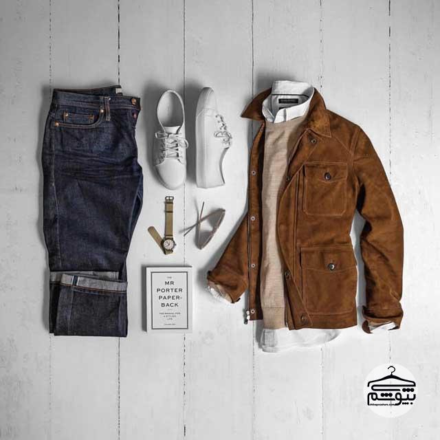 تیپ زمستانی مردانه : ۲۵ مدل لباس مردانه شیک برای زمستان سال جاری
