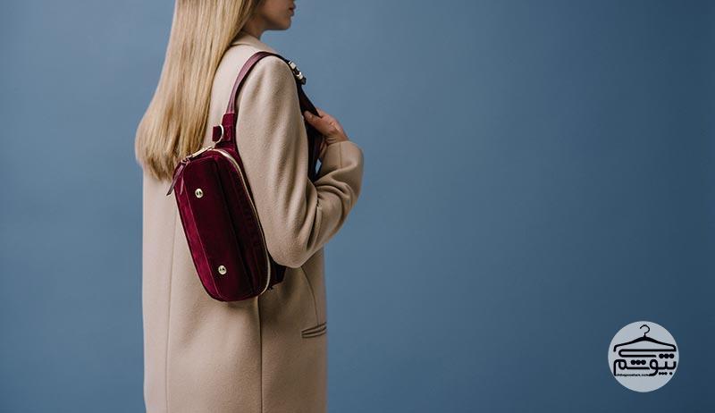 کیف زنانه برند هرشل