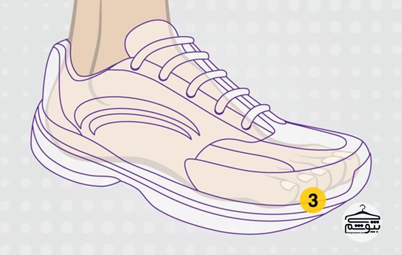 کفش ورزشی مناسب چه ویژگی هایی باید داشته باشد؟