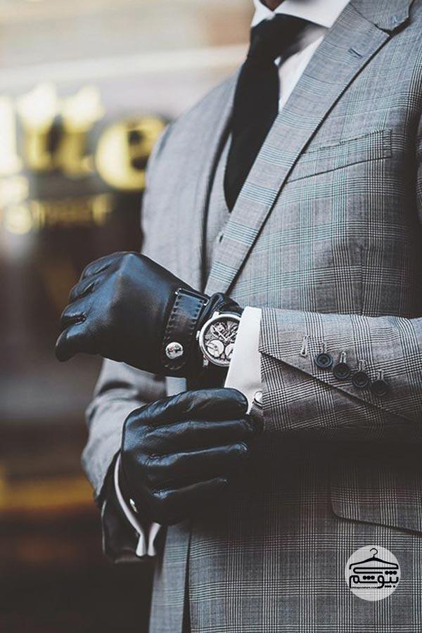 راهنمای خرید دستکش چرم با کیفیت