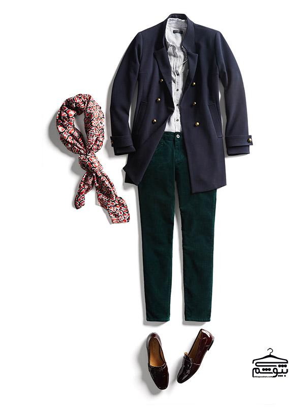لباس زنانه زمستانی : چند مدل لباس زنانه برای شیک پوشی در زمستان
