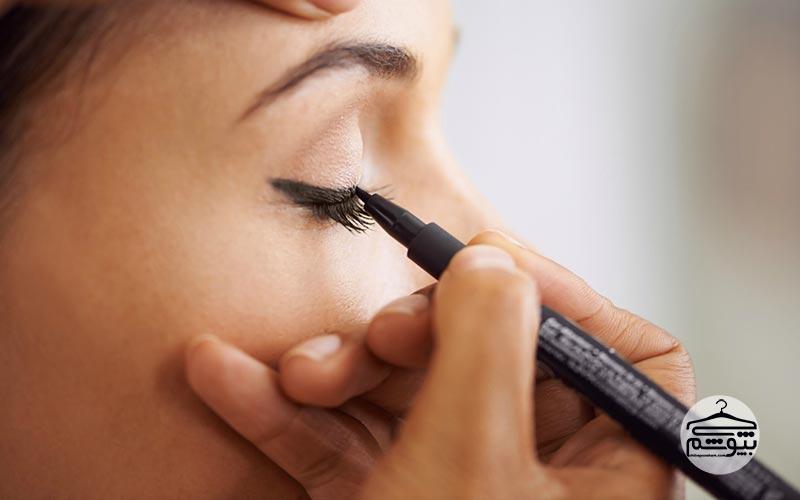 جلوگیری از پخش شدن خط چشم