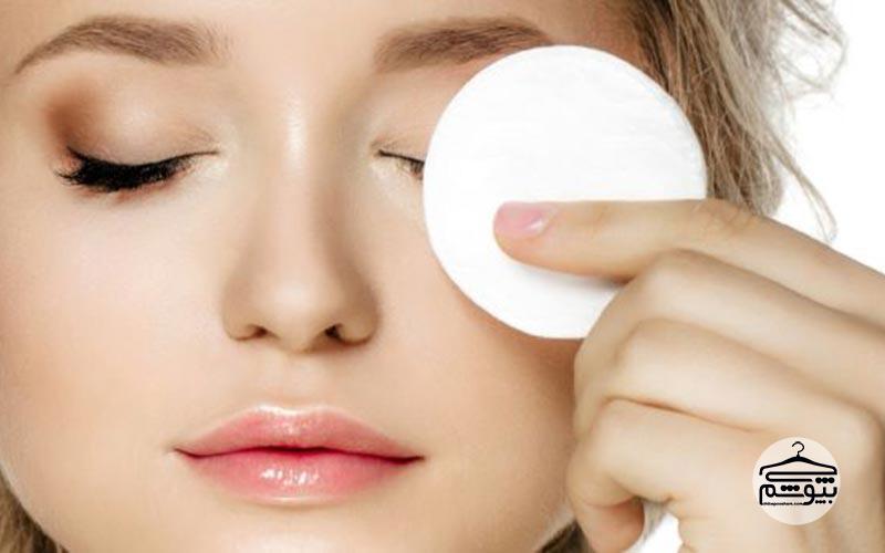 جلوگیری از ریختن خط چشم