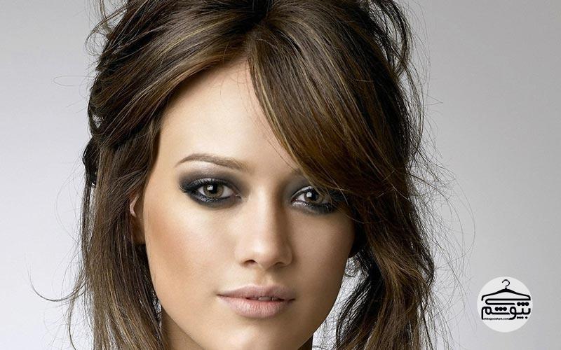 رنگ موی نسکافه ای ، رنگی زیبا برای انواع مدل مو