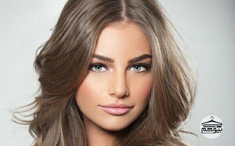 رنگ مو نسکافه ای ، رنگی زیبا برای انواع مدل مو