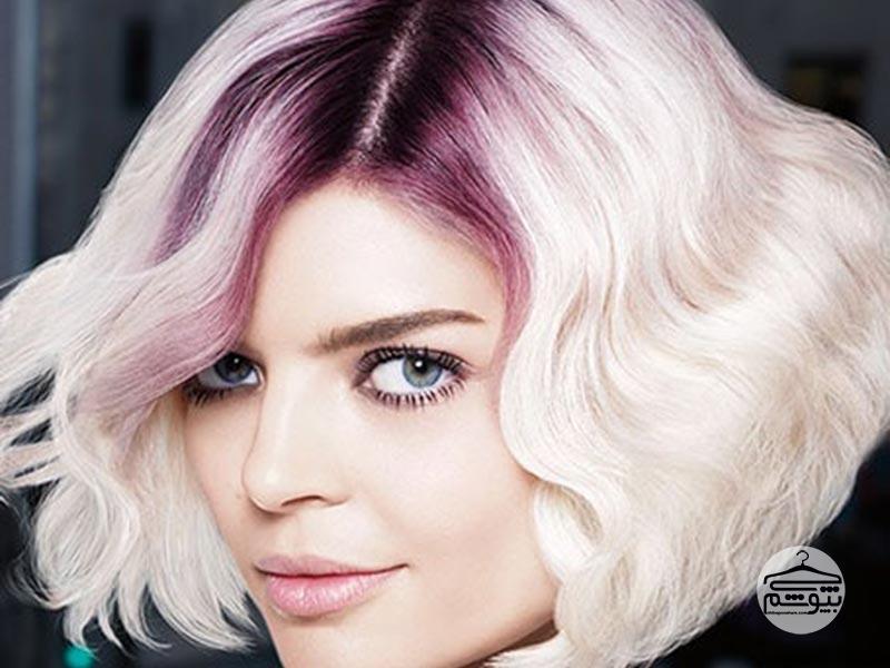 با بهترین ترکیب های رنگ مو ۲۰۱۸ آشنا شوید