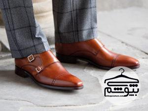 مقایسه کفشهای کلاسیک و سگک دار مردانه