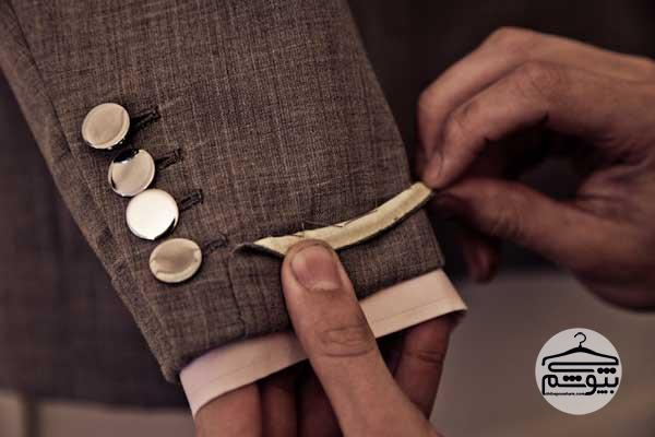 دکمه لباس : چگونه یک دکمه مناسب برای لباس انتخاب کنیم؟