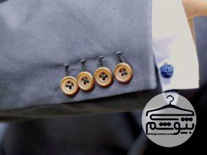 دکمه لباس: چگونه یک دکمه مناسب برای لباس انتخاب کنیم؟