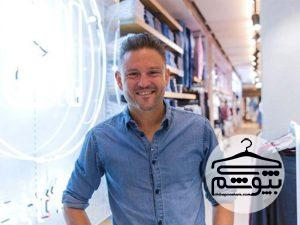 نایجل آستین مالک بزرگترین خرده فروشی پوشاک در استرالیا