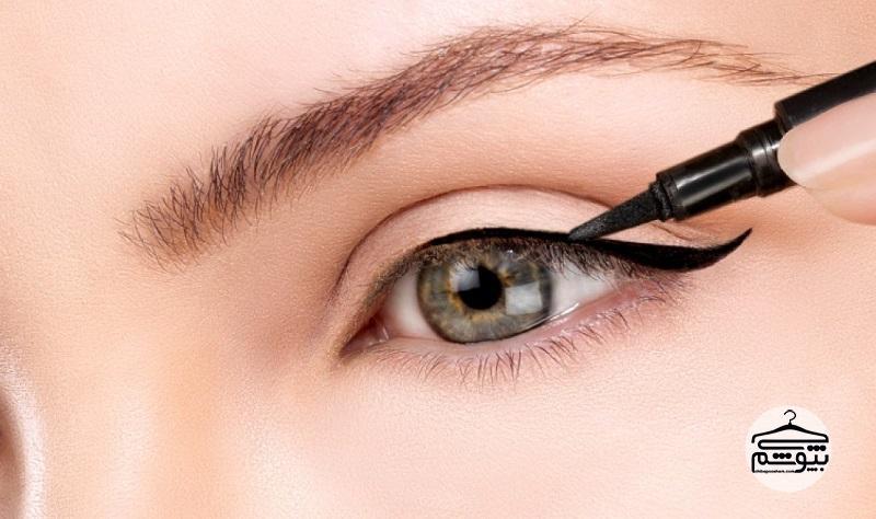 روشهایی برای جلوگیری از ریختن خط چشم