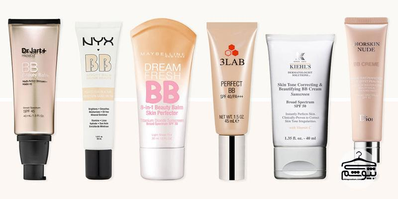 راهنمای کامل خرید کرم صورت و کرم های آرایشی