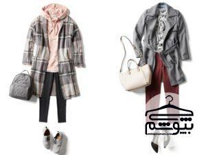 با بهترین مدل لباس زمستانی زنانه شیک پوش و گرم شوید