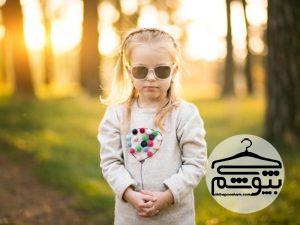 نکاتی در مورد خرید عینک آفتابی برای کودکان