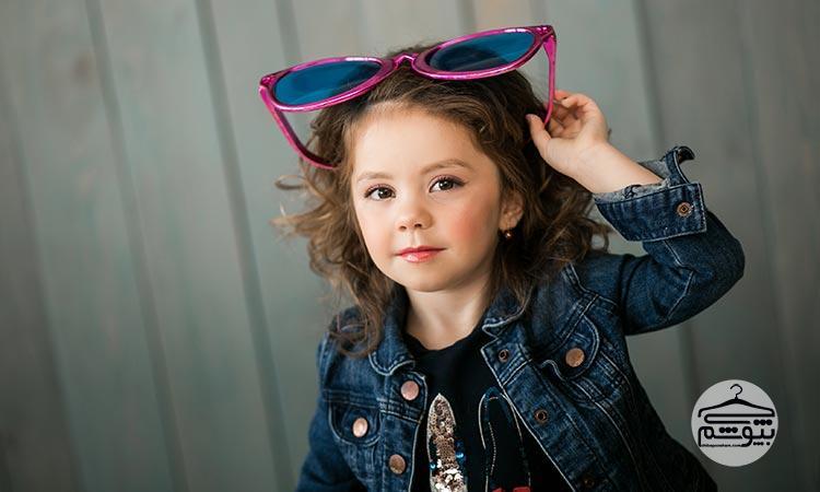 عینک آفتابی بچگانه : نکاتی در مورد خرید عینک آفتابی برای کودکان